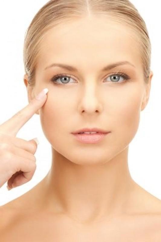 Busco por Tratamento Ruga ao Redor dos Olhos Brooklin - Tratamento Rugas Abaixo dos Olhos