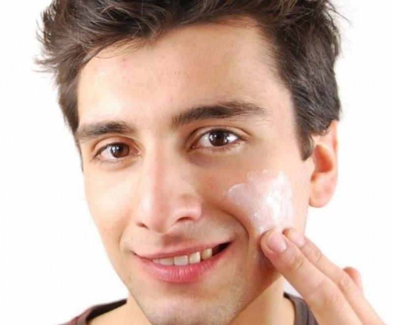 Preciso de Tratamento de Cicatriz de Acne para Homens Campo Belo - Tratamento de Cicatriz de Acne Hormonal