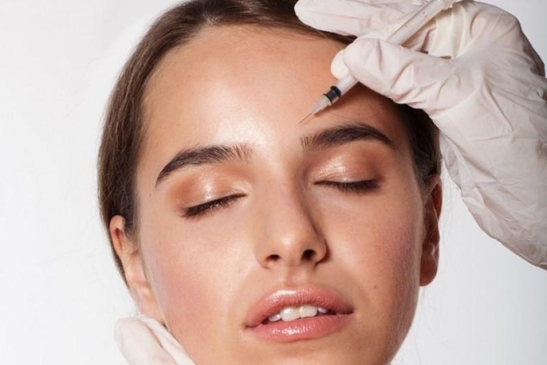 Preenchimento Facial para Testa Morumbi - Preenchimento Facial Bigode Chinês