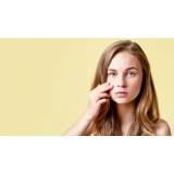 clínica dermatológica para acnes