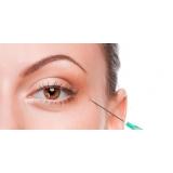 clínica para rejuvenescimento área dos olhos Jardim Europa