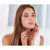 clínica para tratamento de cicatriz de acne a laser Ipiranga