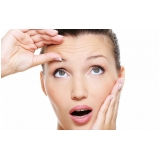 localizar clínica dermatológica para linhas de expressão Tatuapé