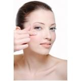 onde fazer tratamento rugas área dos olhos Chácara Klabin