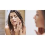 preciso de tratamento de cicatriz de acne hormonal Butantã