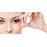 preenchimento facial na área dos olhos Morumbi
