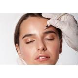preenchimento facial para testa Pinheiros