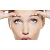 preenchimento facial para testa