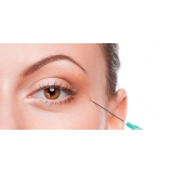 procuro por preenchimento facial na área dos olhos Morumbi