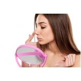 quero fazer preenchimento facial com ácido hialurônico nariz Paraíso
