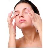rejuvenescimento área dos olhos com profissional Moema