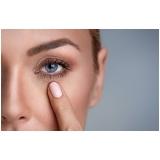 rejuvenescimento área dos olhos