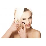 tratamento de cicatriz de acne e cravo Chácara Klabin