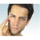 tratamento de cicatriz de acne masculino com especialista Jardins