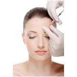 tratamento de rugas na testa em clínica Campo Belo